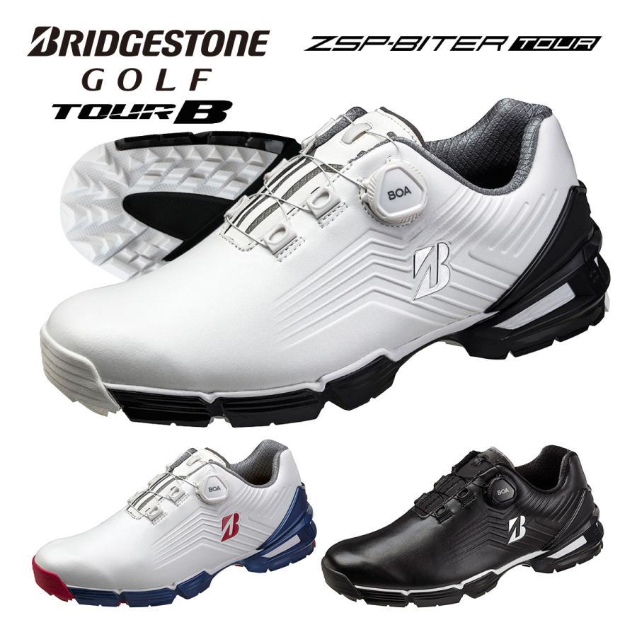 新登場 BRIDGSTONE GOLF ブリヂストンゴルフ 日本正規品 TOUR B ZSP-BITER SHG100 ツアー ゼロ スパイクレスゴルフシューズ バイター お得なキャンペーンを実施中 2020モデル スパイク