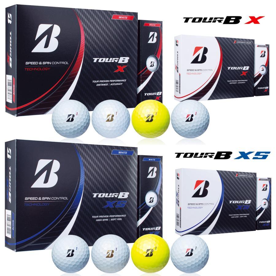 BRIDGESTONE GOLF ブリヂストンゴルフ 日本正規品 TOUR 新発売 Xシリーズ B 12個入 ゴルフボール1ダース 2020モデル AL完売しました