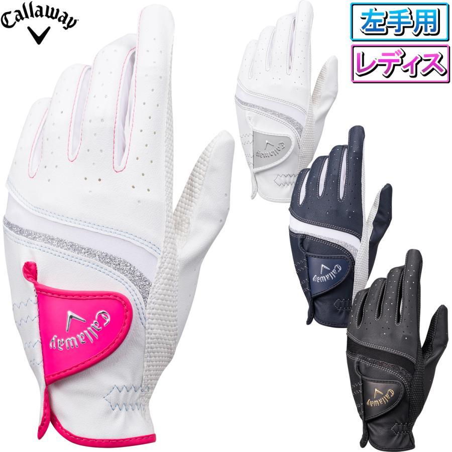 Callaway キャロウェイ 日本正規品 Style 記念日 数量限定アウトレット最安価格 Glove Women#039;s 21 JM グローブ レディス ゴルフグローブ ウィメンズ 左手用 2021新製品 スタイル