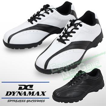 DYNAMAX ダイナマックス ●手数料無料!! 新着 スパイクレスゴルフシューズ DMGS−1601
