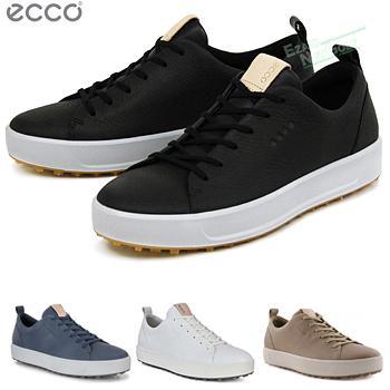 ECCO(エコー)日本正規品 GOLF SOFT メンズモデル スパイクレスゴルフシューズ 2019新製品 「151304」