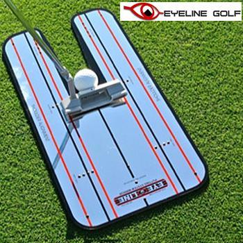 激安通販 EYELINE GOLF アイラインゴルフ CLASSIC PUTTING ゴルフパター練習用品 メイルオーダー MIRROR クラシックパッティングミラー ELG-MR11