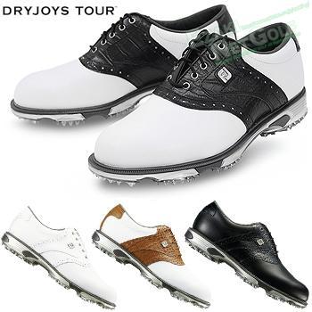 FOOTJOY(フットジョイ)日本正規品 DRYJOYS TOUR Lase (ドライジョイズツアー) ソフトスパイクゴルフシューズ 2018モデル ウィズ