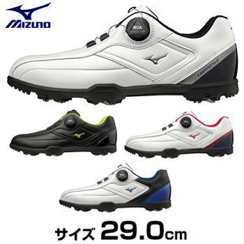 MIZUNO(ミズノ)ゴルフ日本正規品 LIGHT STYLE003 Boa ライトスタイル003ボア ソフトスパイクゴルフシューズ 2019新製品 「51GM1960」