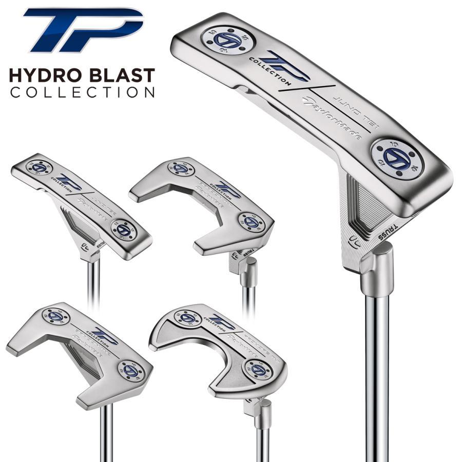 TaylorMade テーラーメイド 日本正規品 ギフト TP COLLECTION HYDRO ティーピーコレクションハイドロブラスト トラスモデル パター 着後レビューで 送料無料 BLAST 2021新製品