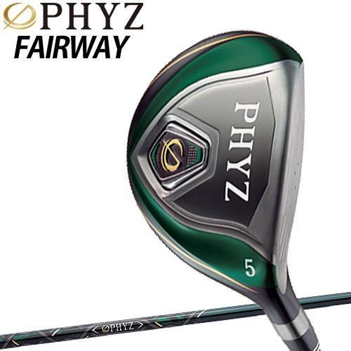 2019年モデル30%OFF! ブリヂストンゴルフ ファイズ 5フェアウェイウッド PZ-409Fカーボンシャフト 「BRIDGESTONE GOLF PHYZ 5 FW」 あすつく対応