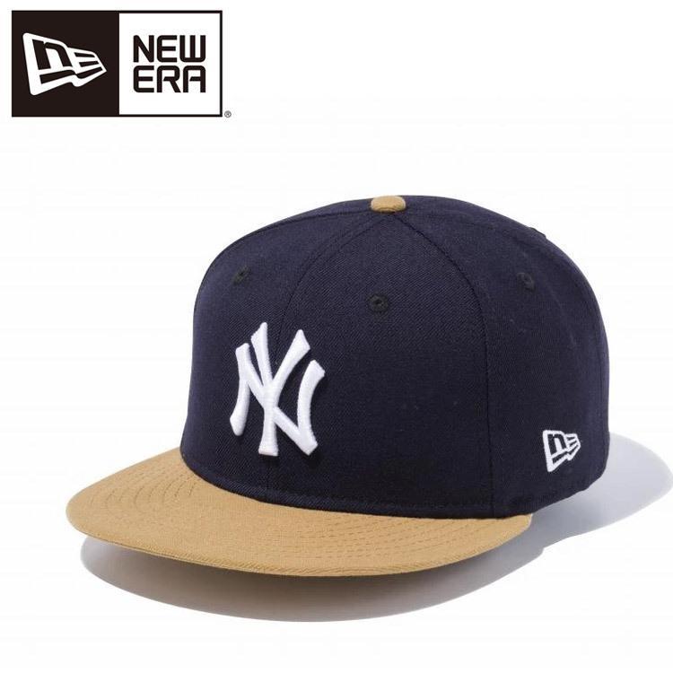 ニューエラ 9FIFTY 買収 ニューヨーク ヤンキース ネイビー × 12492799 ホワイト ウィートバイザー 人気ショップが最安値挑戦