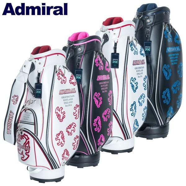 アドミラル ゴルフ キャディバッグ 9.0型 ADMG8FC1 2018秋冬 0912CP