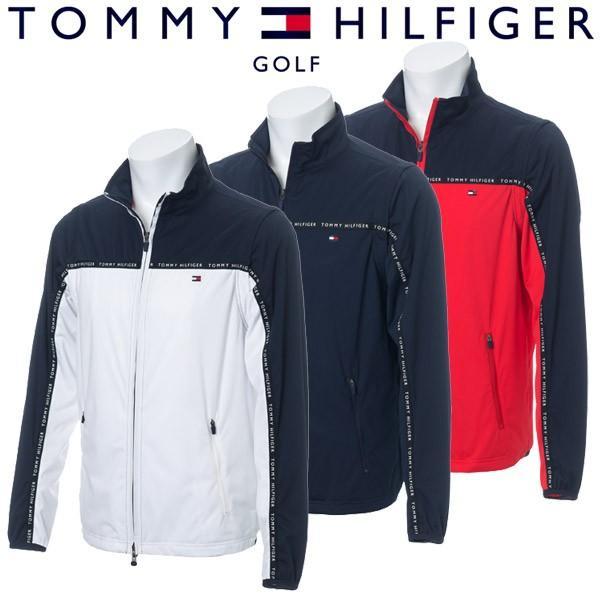トミーヒルフィガー ゴルフウェア メンズ ジャケット THMA901 2019秋冬