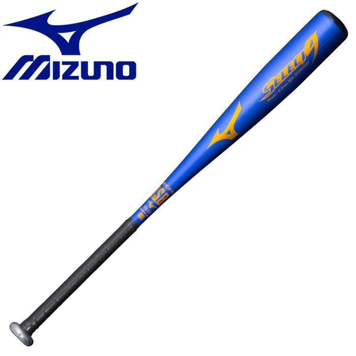 ミズノ 野球 軟式少年用金属製セレクトナイン バット ジュニア 1CJMY1447527