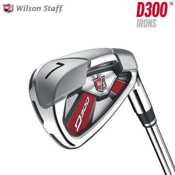 驚きの安さ ウィルソン 6本セット ゴルフ ゴルフ D300 アイアン アイアン (#5〜PW) 6本セット 2017モデル, バッグ&ラゲージ、傘の店Domani:039a531e --- airmodconsu.dominiotemporario.com