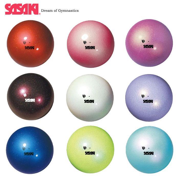 SASAKI ササキスポーツ オーロラボール 激安セール F.I.G. M-207AU-F 国際体操連盟 認定品 流行