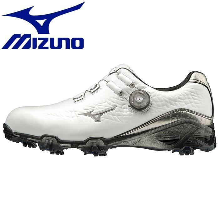 人気 ミズノ ミズノ ジェネム009ボア EEE ゴルフシューズ メンズ EEE メンズ 51GQ190003, プラスデザイン:6413b913 --- airmodconsu.dominiotemporario.com