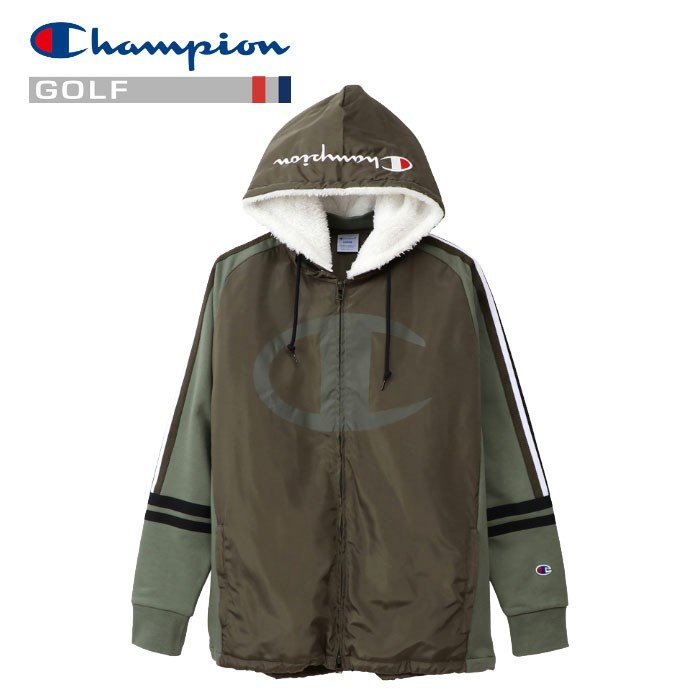 チャンピオン ゴルフ フルジップジャケット メンズ C3-QG104-760 19FW