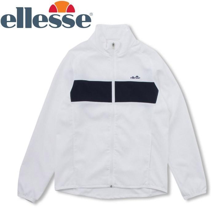 エレッセ クールサマージャケット メンズ EM58102-W