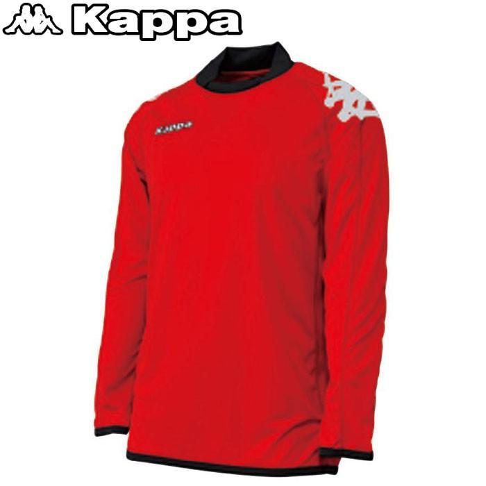 カッパ ゴールキーパー ゲームシャツ FMJG7019 R