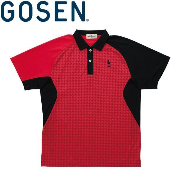 【2点までメール便送料無料】ゴーセン ゲームシャツ メンズ レディース T1408-27