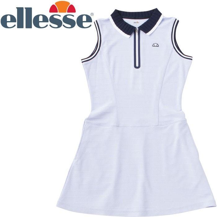 エレッセ クラブドレス ワンピース レディース EW08317-SB