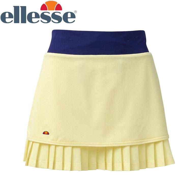 エレッセ ツアープラススカート レディース EW28102-EY