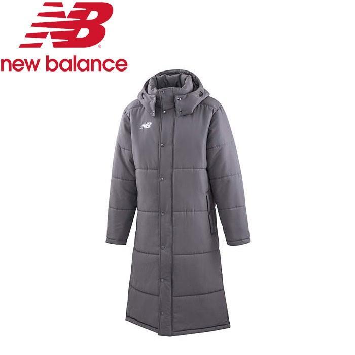 ニューバランス 中綿 パテッド ロングコート ベンチコート MJF8986-CC メンズ・ユニセックス New Balance 19FW