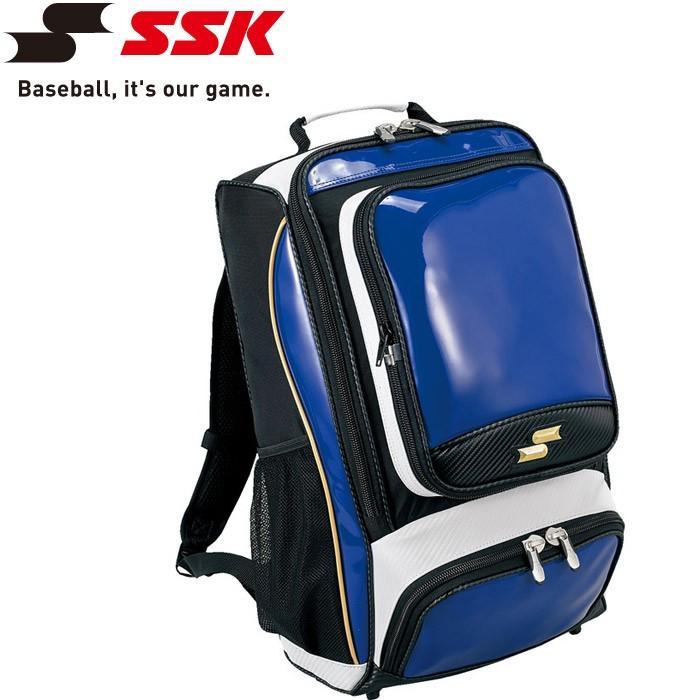 エスエスケイ SSK エナメルバッグパック BA1010-6338