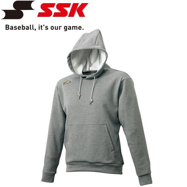 【2枚までメール便送料無料】エスエスケイ SSK 野球 ウォームアップパーカ メンズ・ユニセックス DRF022-01