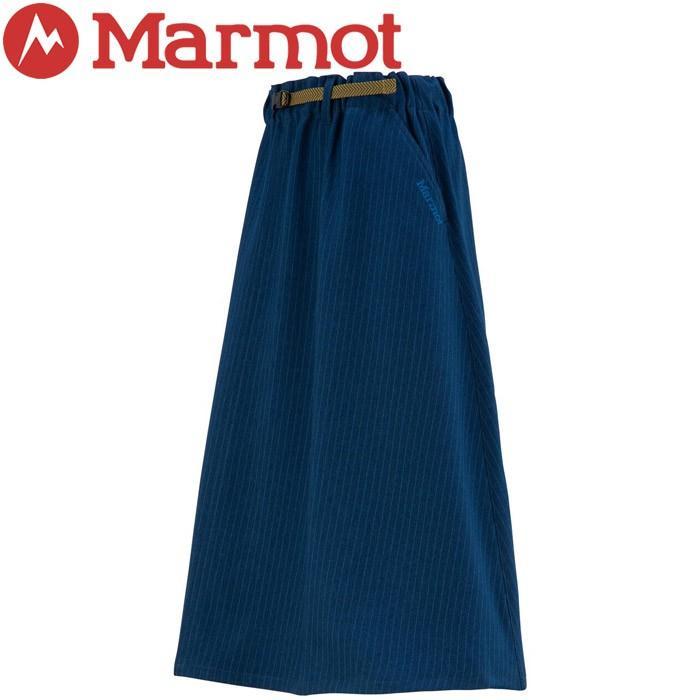 マーモット W's Long Skirt ウィメンズロングスカート レディース TOWOJE96YY-TBL