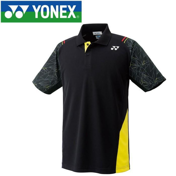 【2枚までメール便送料無料】ヨネックス テニス UNI ポロシャツ メンズ レディース 10221-007