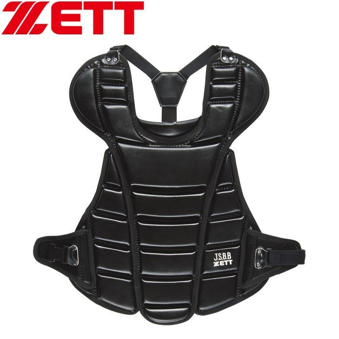 ゼット 軟式用 プロテクター 野球 BLP3230-1900