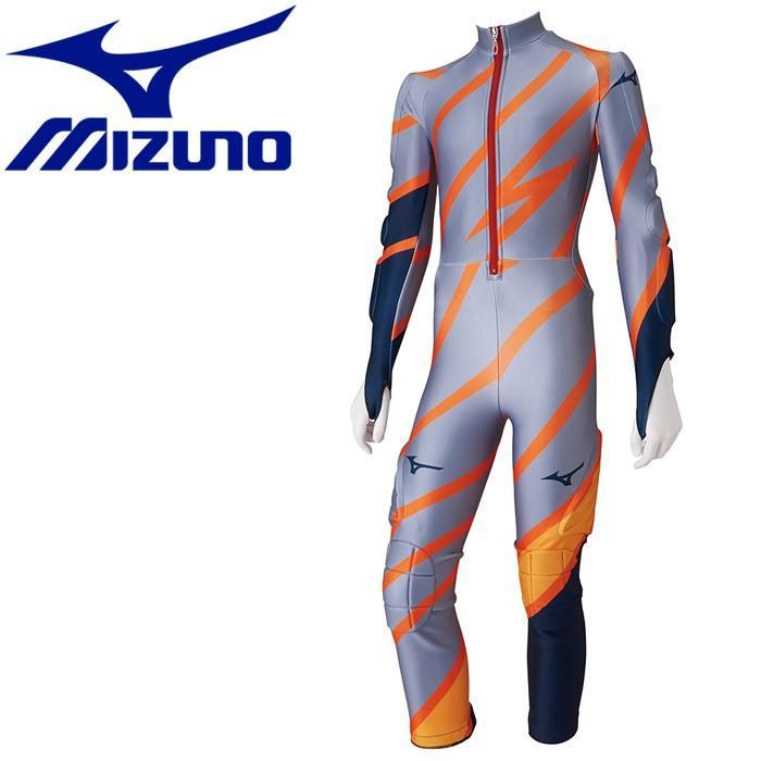 訳あり ミズノ ウインター Jr. Racing Suit スーツ ジュニア Z2MH970370, カニエスポーツ 85d44b96