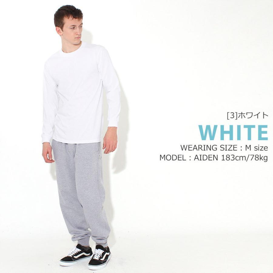 プロクラブ ロンT クルーネック コンフォート 無地 メンズ 119|大きいサイズ USAモデル ブランド PRO CLUB|長袖Tシャツ S-XL|f-box|12