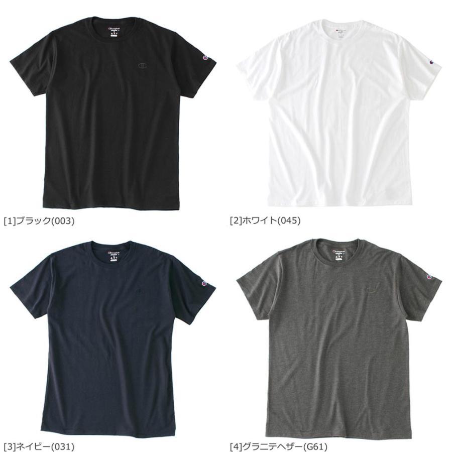Champion チャンピオン tシャツ usa 大きいサイズ メンズ tシャツ メンズ ブランド アメカジ 刺繍ロゴ|f-box|03