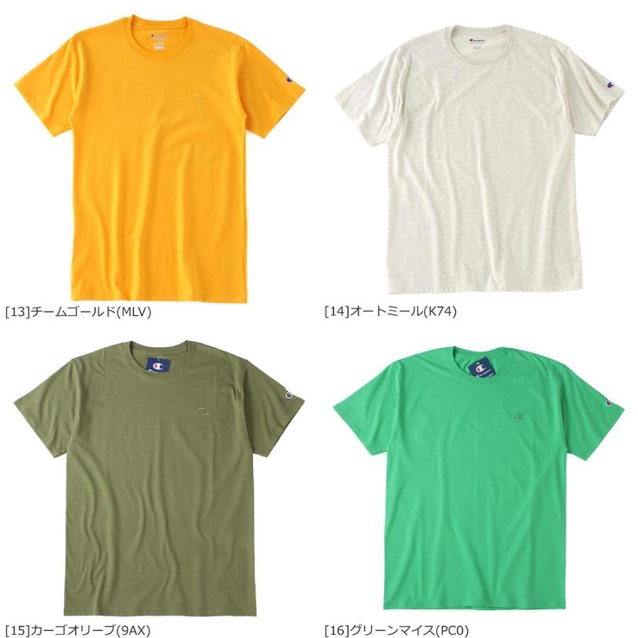 Champion チャンピオン tシャツ usa 大きいサイズ メンズ tシャツ メンズ ブランド アメカジ 刺繍ロゴ|f-box|06