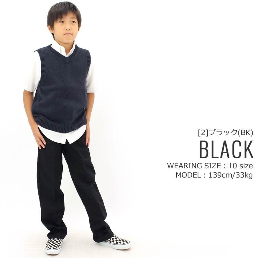 [キッズ] ディッキーズ ズボン ワークパンツ オリジナルフィット QP874|子供服 男の子 女の子 ブランド アメカジ|f-box|08