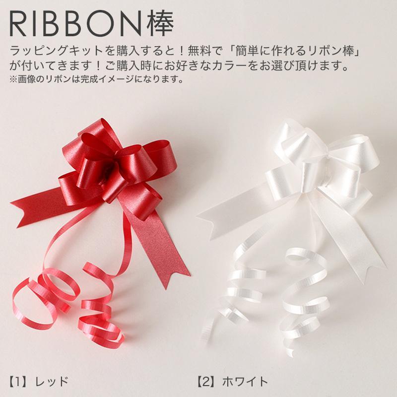 【ビッグサイズ】 ラッピング プレゼント ギフト 簡単キット ※ラッピングキットのみの販売となります 【ラッピング単体でのご注文は不可】|f-box|07