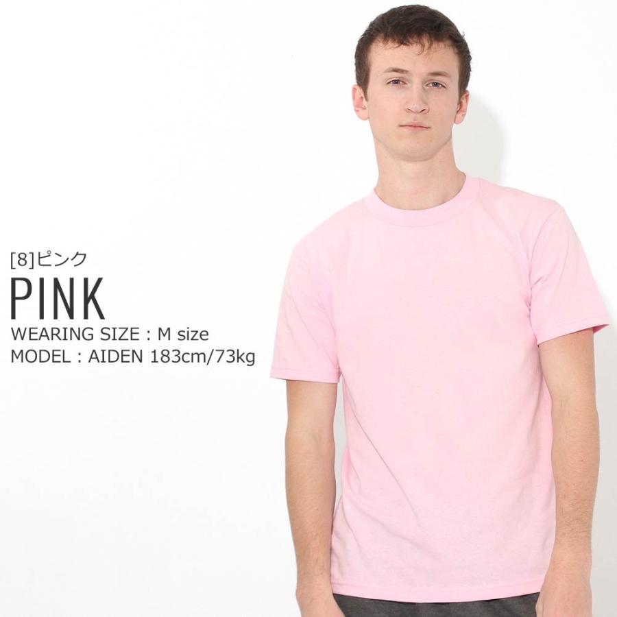 プロクラブ Tシャツ 半袖 クルーネック コンフォート 無地 メンズ 大きいサイズ 102 USAモデル|ブランド PRO CLUB|半袖Tシャツ|f-box|15