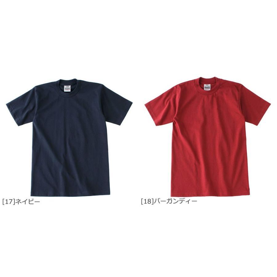プロクラブ Tシャツ 半袖 クルーネック ヘビーウェイト 無地 メンズ 大きいサイズ 101 USAモデル ブランド PRO CLUB 半袖Tシャツ アメカジ f-box 07
