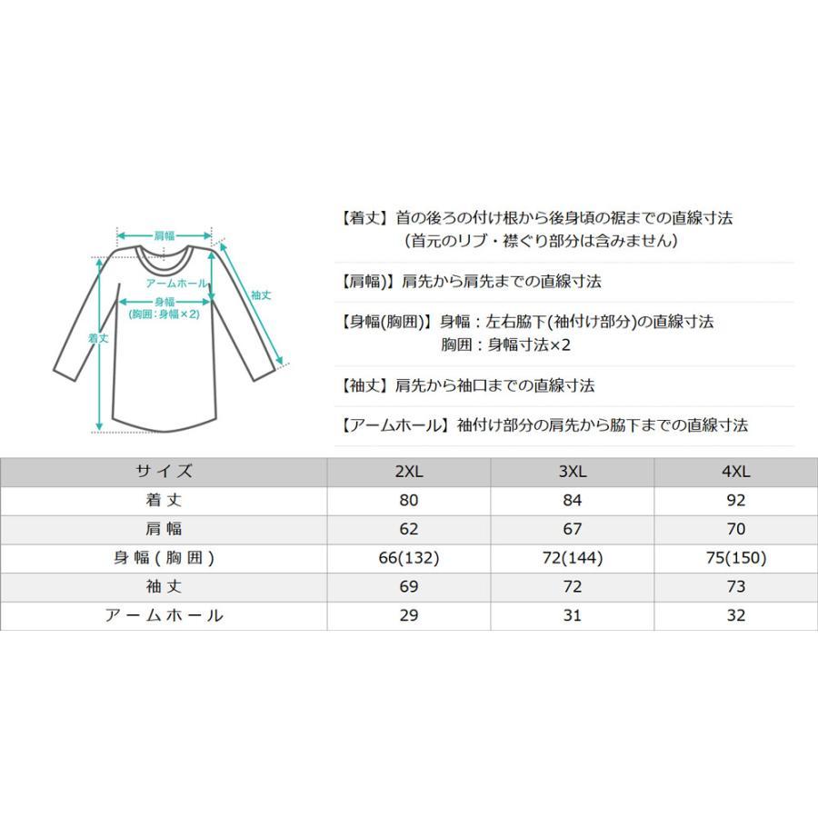 [ビッグサイズ] PRO CLUB プロクラブ ロンt メンズ ブランド ヘビーウェイト 厚手 tシャツ 長袖 無地 大きいサイズ 6.5オンス [proclub-114-big] (USAモデル)|f-box|05