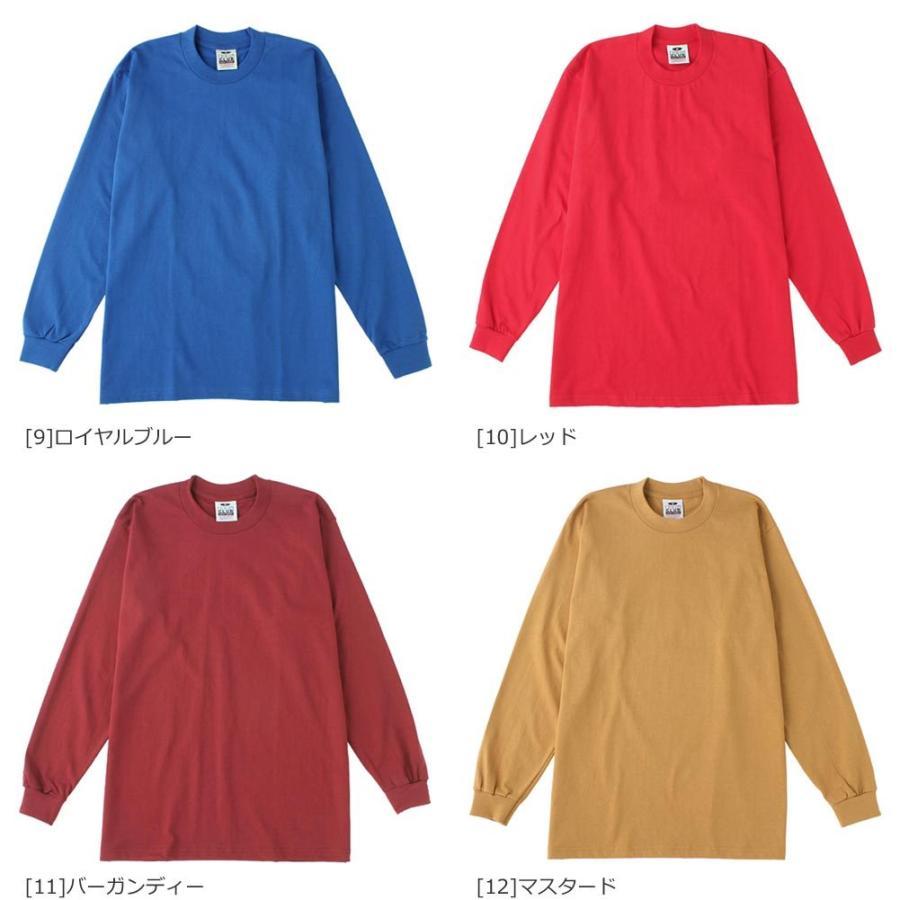 [ビッグサイズ] PRO CLUB プロクラブ ロンt メンズ ブランド ヘビーウェイト 厚手 tシャツ 長袖 無地 大きいサイズ 6.5オンス [proclub-114-big] (USAモデル)|f-box|09