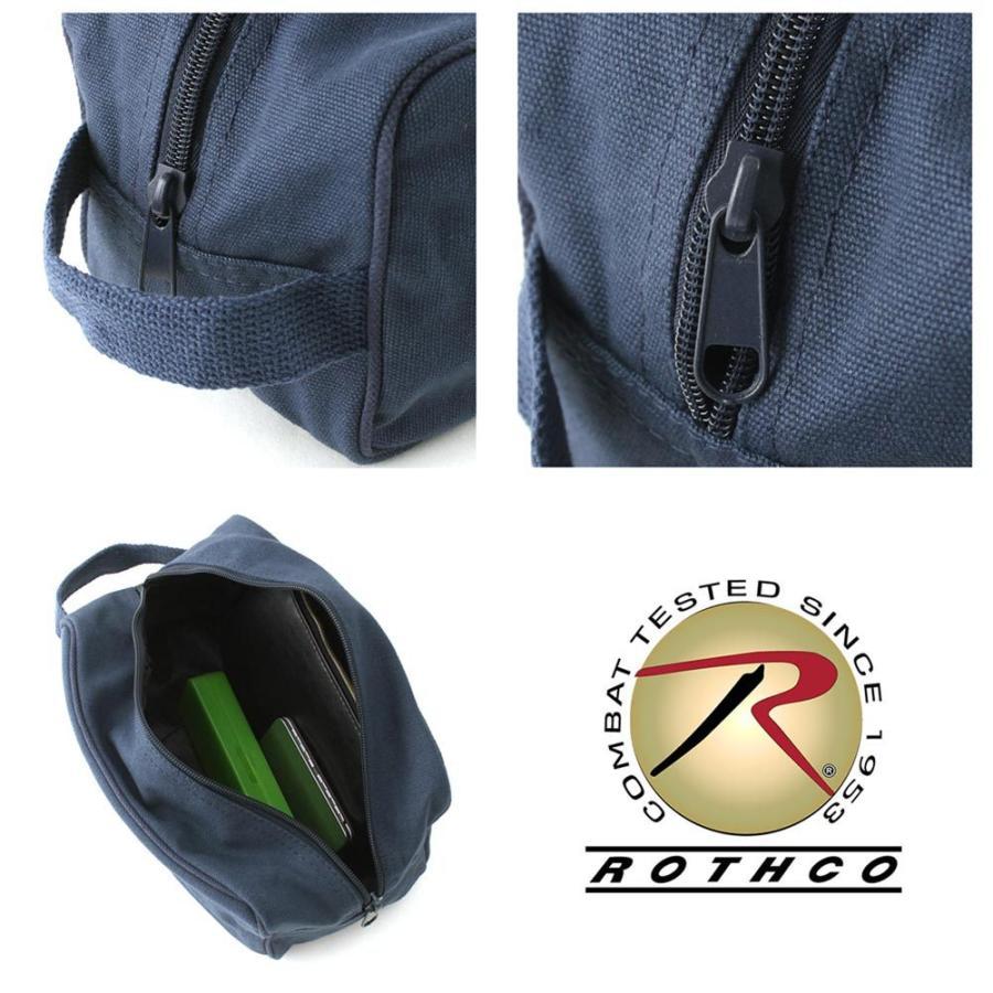 ROTHCO ロスコ バッグ メンズ ポーチ トラベルポーチ [rothco-8126] (USAモデル)|f-box|06