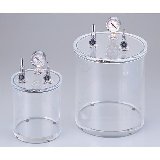 アクリル小型真空容器 200型