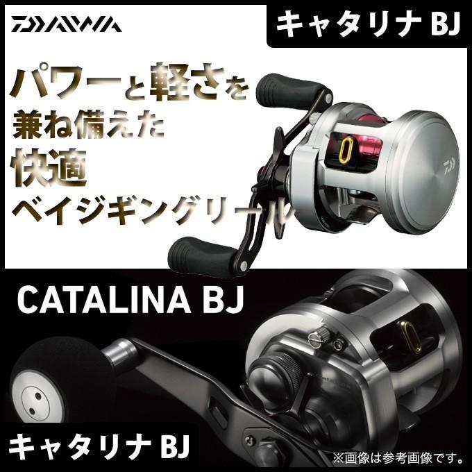 【取り寄せ商品】ダイワ キャタリナ BJ(100PL-RM) (左ハンドル)(2017年追加機種)(C)