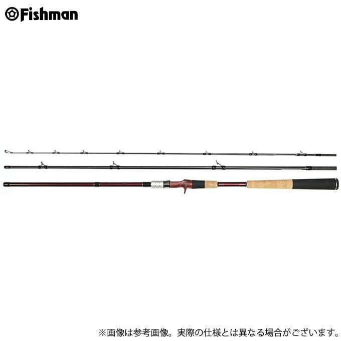 フィッシュマン MARINO 10.6MH(ブリストマリノ) 3ピース/ベイトキャスティングロッド 2019年モデル /(5)
