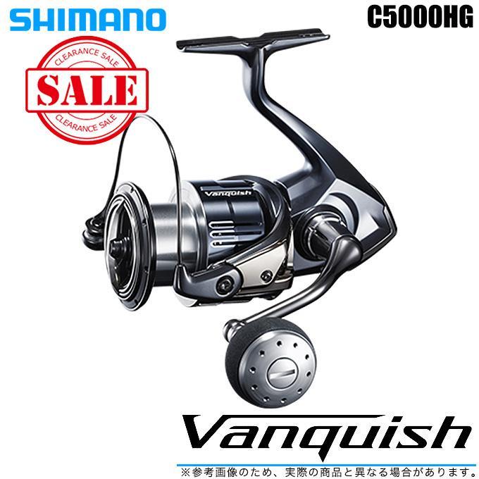 シマノ 19 ヴァンキッシュ C5000HG (スピニングリール) 2019年モデル /(5)