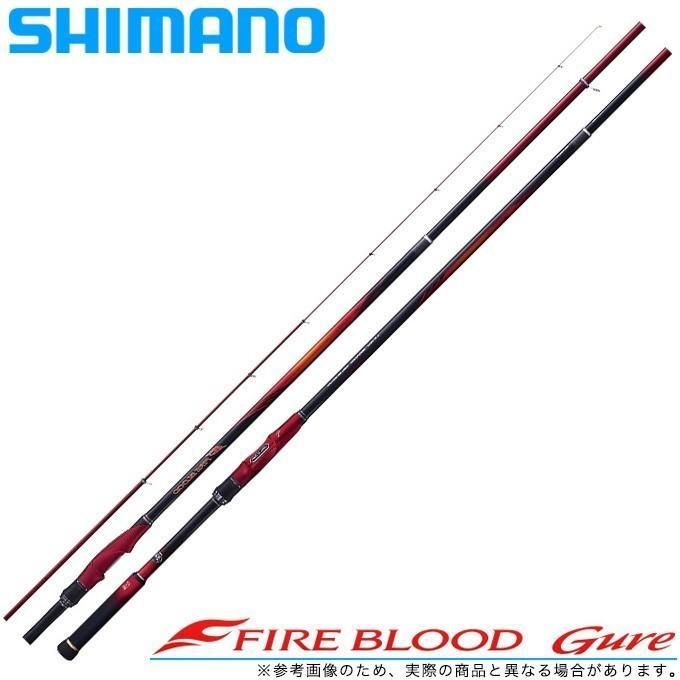 シマノ FIRE BLOOD Gure (ファイアブラッド グレ) サーベイヤー 1.7-530 (2019年モデル/磯竿)(5)