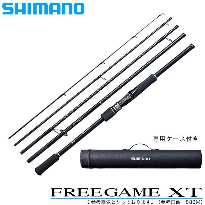 シマノ フリーゲームXT S76M (2019年モデル) モバイル/コンパクトロッド /(5)
