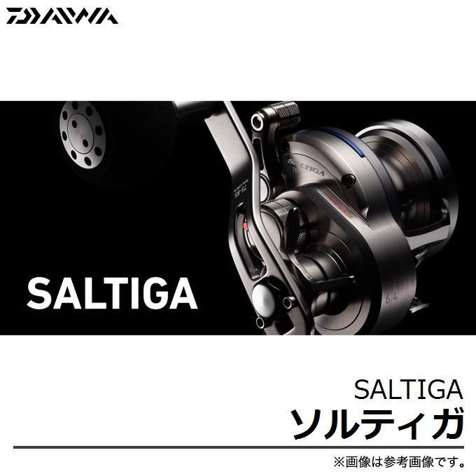 【取り寄せ商品】 ダイワ ソルティガ(35N)(右ハンドル)(2016年追加機種)(C)