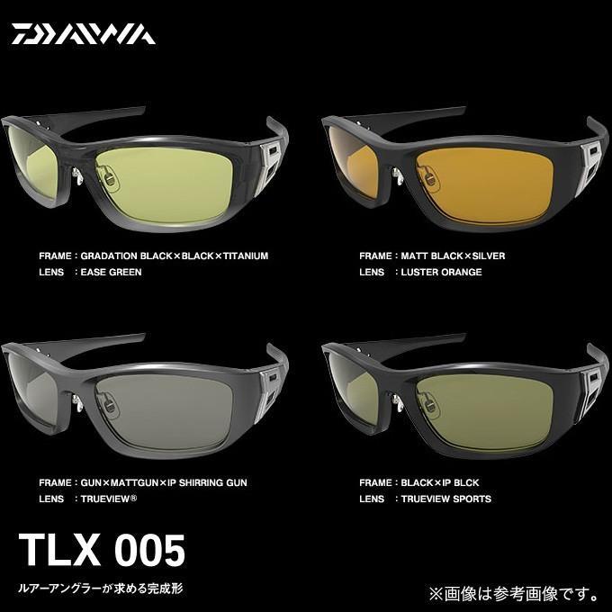 【取り寄せ商品・送料無料】ダイワ 偏光サングラス (TLX005)(C)