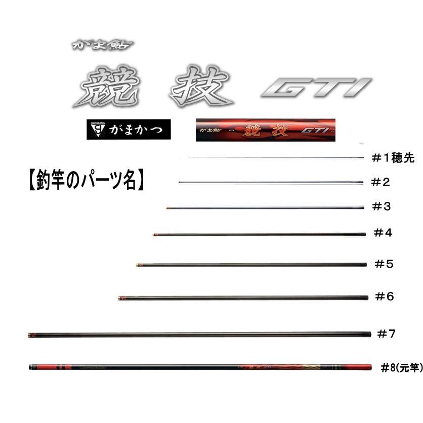 23052907がま鮎競技GTI 急瀬90 #7(上から7番目節)