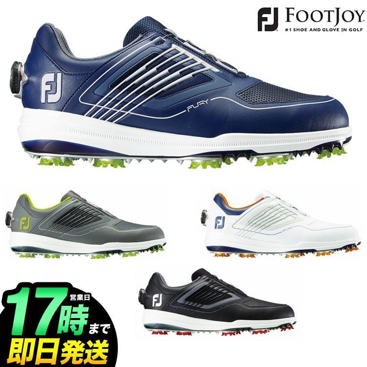 FOOT JOY フットジョイ ゴルフシューズ 19 FURY Boa フーリー ボア (メンズ)
